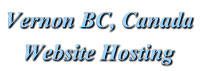 Vernon BC Website Hosting Service